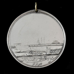 Honourable East India Company Medal for Seringapatam 1799, Silver issue, Indian Calcutta mint 45 ...