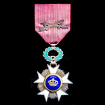 Belgium: Order of the Crown, . | London Medal Company