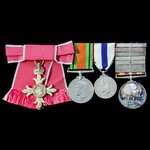 Queen's Birthday Honours 1979 Officer of the Order of the British Empire, Second World War, Jubil...