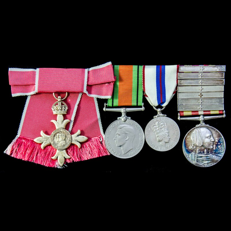 Queen's Birthday Honours 1979. | London Medal Company