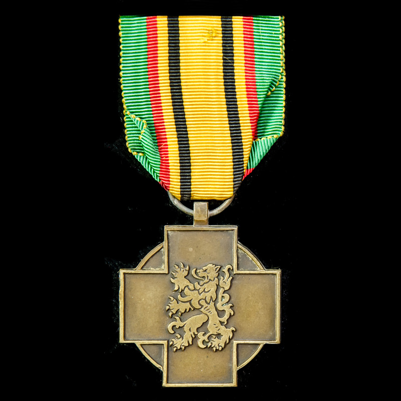 Belgium: Military Combatant's. | London Medal Company