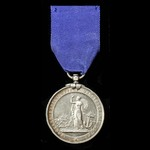 An Arethusa and Chichester Training Ships Medal awarded to the Boy's for three years service at s...