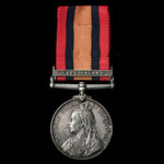 A Queen's South Africa Medal 1899-1902, 1 Clasp: Cape Colony, awarded to Private H. Reynolds, 2nd...
