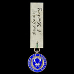 "Great War Borough of Paddington Air Raids ""All Clear"" Medal as worn by an Air Raid Patrol Leader,..."