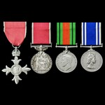 The rare Second World War Lin. | London Medal Company