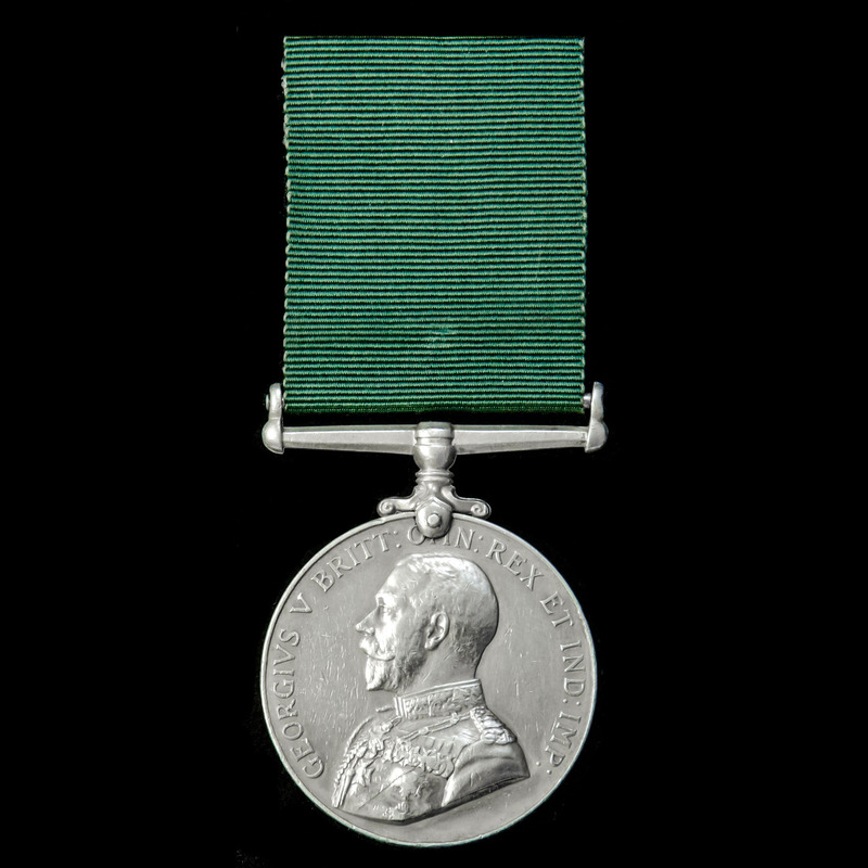 Colonial Auxiliary Forces Lon. | London Medal Company