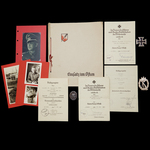 Germany – Third Reich: A Medical Doctor's Battle of France Iron Cross 2nd Class, Volkhov Front fi...
