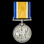British War Medal 1914-1919, awarded to Private J.S. MacDonald, 33rd County of London Battalion, ...