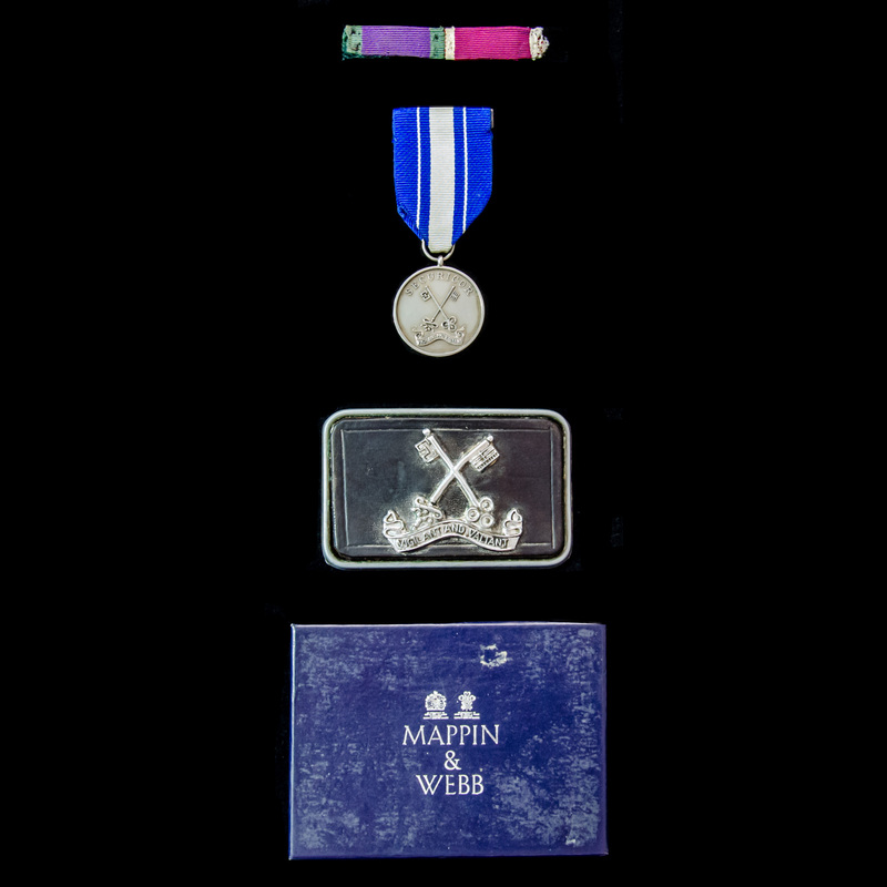 Securicor Medal for Bravery, . | London Medal Company