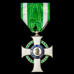 Germany – Imperial States – Saxony: Order of Albert 1st Class, Knight.
