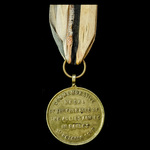 Italy: 5th Army Commemorative Medal for the Allied Armies in Naples, 1st October 1943. With origi...