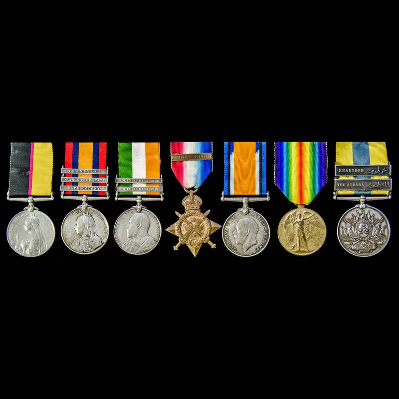 A Reconquest of the Sudan 189. | London Medal Company