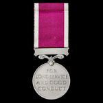 Regular Army Long Service and Good Conduct Medal, EIIR Dei.Grat. bust, awarded to Warrant Officer...