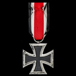 Germany – Third Reich: Iron Cross 1939 2nd Class, not ring stamped.