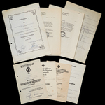 Germany- Third Reich: The Rare Army Flak Badge Document Grouping to Unteroffizier Karl-Heinz Buch...