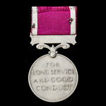 Regular Army Long Service and Good Conduct Medal, EIIR Br.Omn. bust, awarded to Sergeant A.G. Smi...