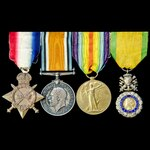 Great War 'War Services' Janu. | London Medal Company