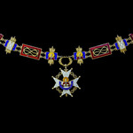 Spain – Franco Period: A Fine Example of the Order of the Cross of St. Raymond of Penafort, Colla...