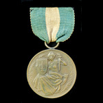 Gas Light and Coke Company 1812-1912 Centenary Medal, bronze, complete with original ribbon.