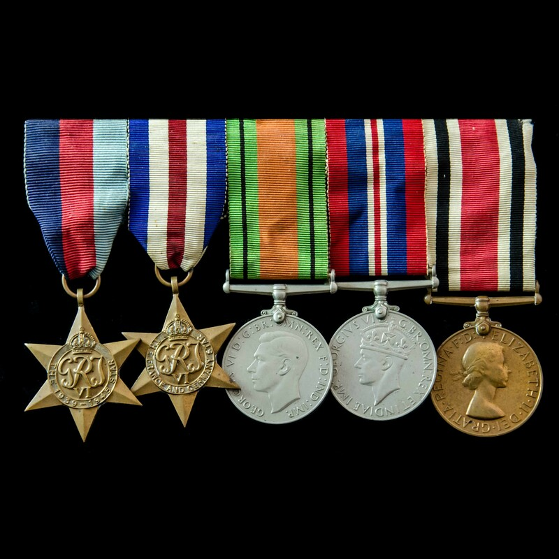 Second World War North West E. | London Medal Company