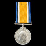 British War Medal 1914-1919, awarded to Guardsman W.J. Styles, Coldstream Guards, who was present...