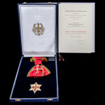 Germany - Federal Republic of: The fine and important Order of Merit, Grand Cross Set in Silver, ...