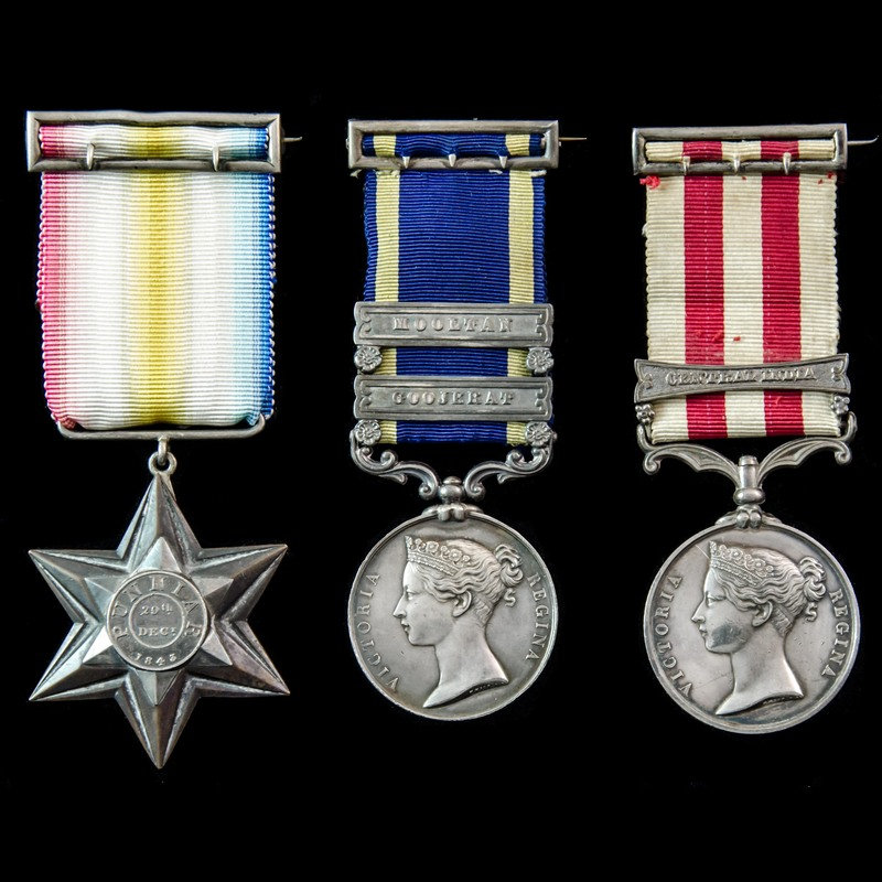 The superb India Gwalior Camp. | London Medal Company