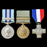 The Batchelor family group to. | London Medal Company