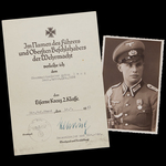 Germany – Third Reich: A Crossing of the Beresina River and Advance to Smolensk Iron Cross 2nd Cl...