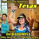 Crystal's Best Of 2018 9Min WarmUp 130Bpm