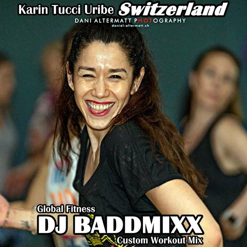 Karin's 10Min Of Dancing Warm. | DJ Baddmixx