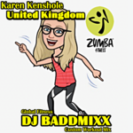 Karen Pounds A 10Min WarmUp 132Bpm