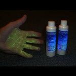 Germaglo Hand Washing Training Kit Blue / Green Colours