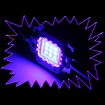 Replacement UV LED Chip - 10 watt output 390nm