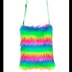 Uv Faux Fur Fashion Shoulder Bag