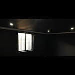 Matt Black Stage Blackout Paint - perfect for UV Theatrical backdrops