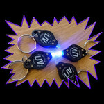 UV LED Keychain light 375nm