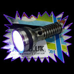UV Gear Multi-use UV Torch 380nm - does it all!
