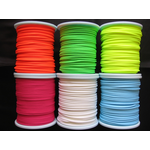 Blacklight UV-Reactive Neon Fluorescent Dayglo Polyester Lace Cord 3.5mm