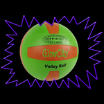 Illuminated LED Glow in the Dark Volleyball