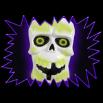 Glow Skull 3D Wall decoration