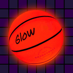 Illuminated LED Glow in the Dark Basketball