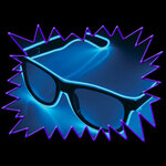 LED Funglasses