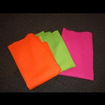 All new Scuba Neon Fabric material