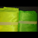 Blacklight UV-Reactive Neon Fluorescent Dayglo Stage Satin Polyester Fabric