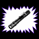 UV Gear X25 395NM 5 watt UV LED torch