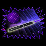 UV Purple LED Laser Pointer