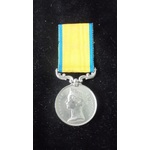 Baltic Medal, unnamed as issued. Nearly extremely fine