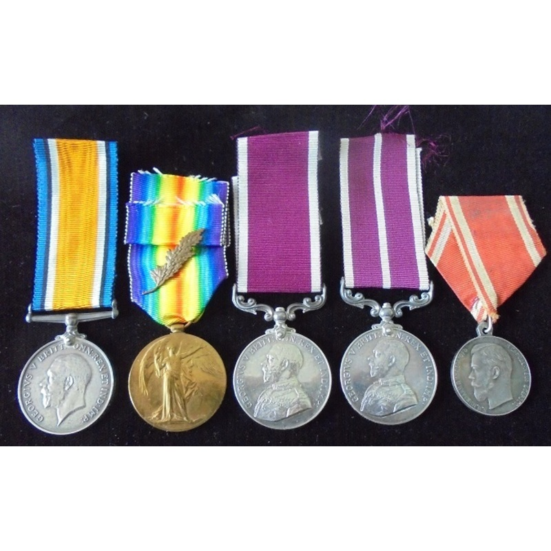The rare Great War North Russ. | Wellington Auctions