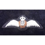 An original late 1940s-early 1950s Royal Air Force Pilot Wing
